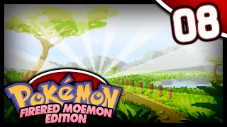 Pokemon FireRed Moemon Edition [NR] Episode #08: Gold Teeth Like Trinidad James