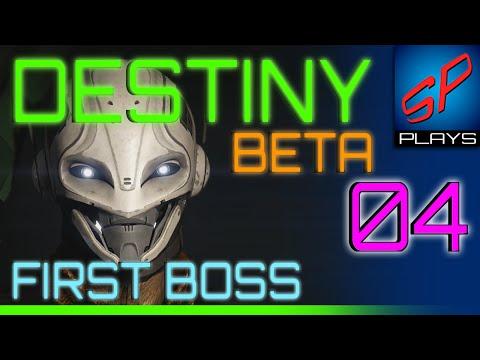 Destiny Beta Gameplay