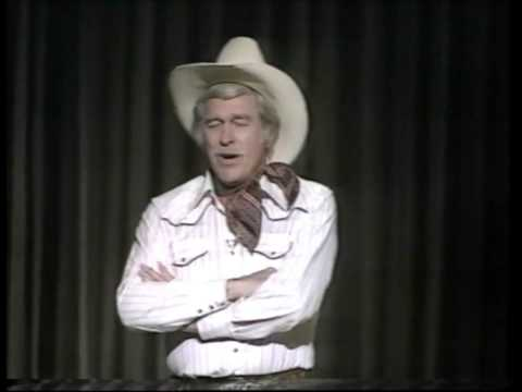 Howard Keel -'Oh, What A Beautiful Morning' -1982 Royal Variety Performance