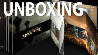 The Elder Scrolls Anthology - Unboxing HD