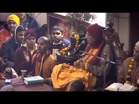 Srimad Bhagavatam(4-24-59) by HH Gopal Krishna Goswami Maharaj on 25th Dec, 2016.