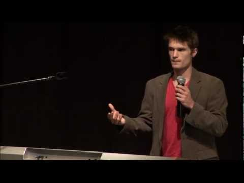 Music and myth: AJ Smith at TEDxNYU