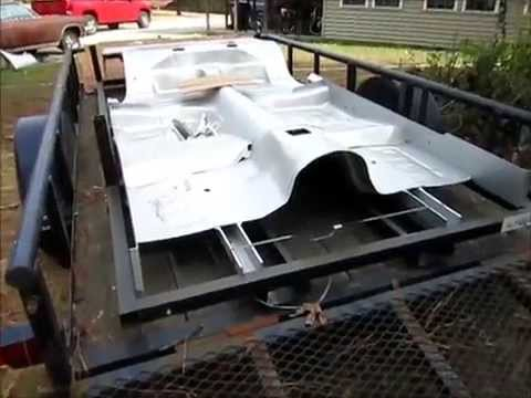 How to install a Dynacorn floor pan in your 1965-1970 Mustang part 1
