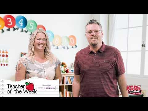 2020-2021 Virtual Teacher of the Week Award Ceremony