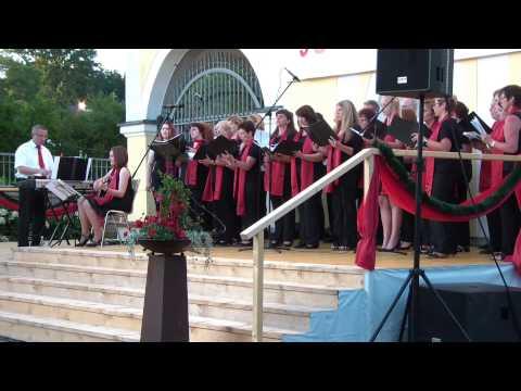 Sängerzirkel Sammarei Benefizkonzert 15. Venite, venite adoremus