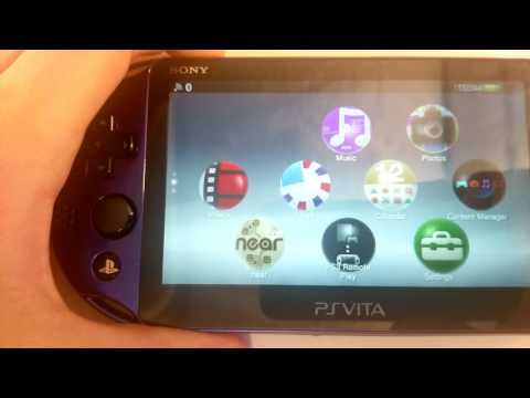 PS Vita has been unlocked opening the door to homebrew and piracy