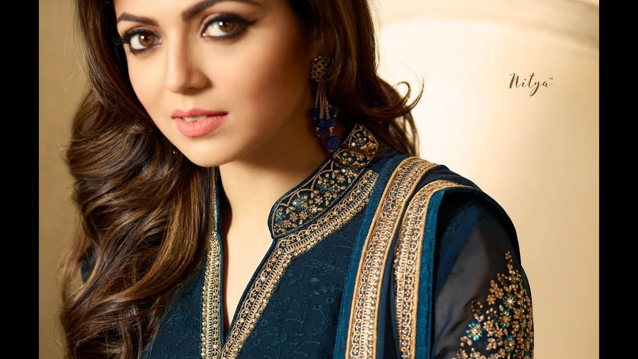 a55bce08e5 Latest Indian Dresses Collections 2018 || LT Fabrics || Nitya 121 EID  Collection