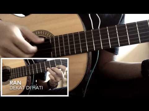 Indrawan Nasution - Dekat Di Hati ( RAN guitar solo ) Cover