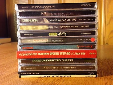 MF DOOM Discography