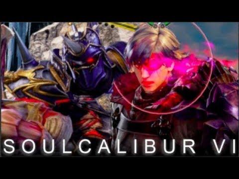 Soul Calibur 6 - New Gameplay Nightmare Vs Grøh!