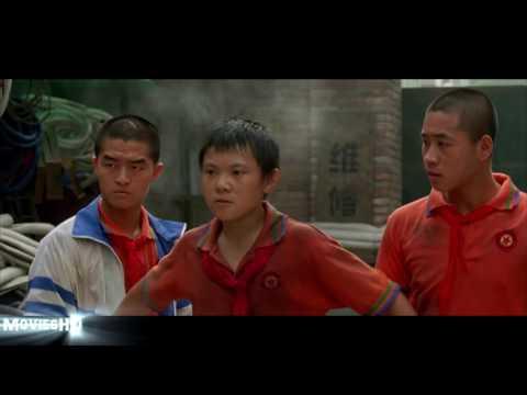 The Karate Kid (Jackie Chan Vs Chen) 4K