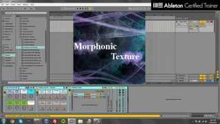 Free Ambient Texture Instrument for Live