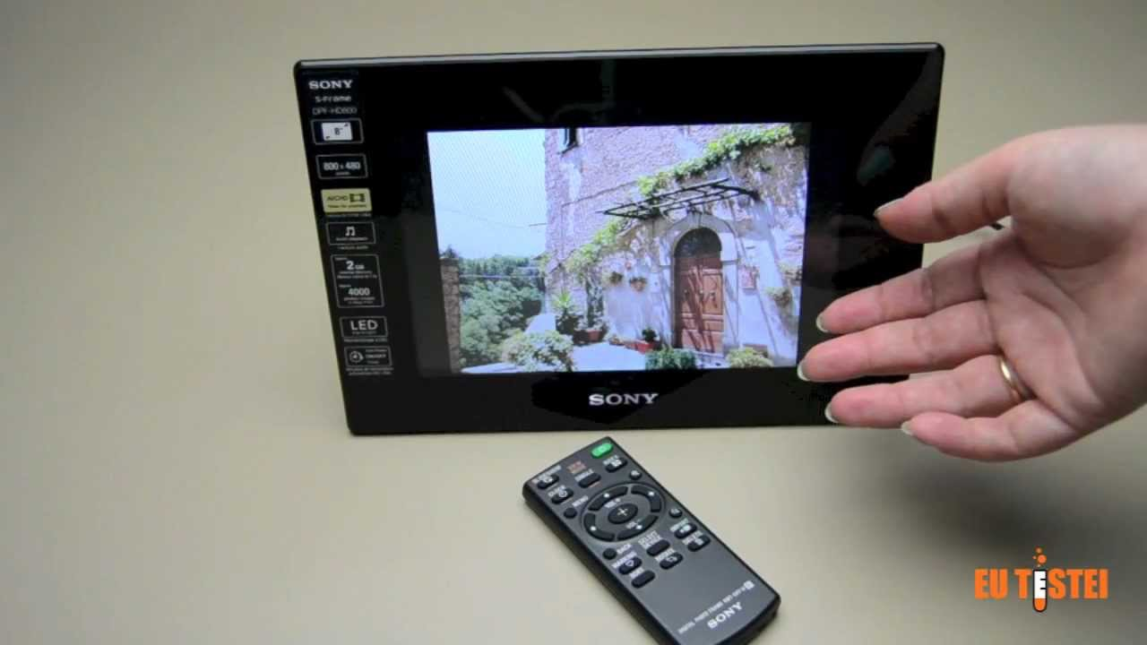 Sony Picture Frame Tv