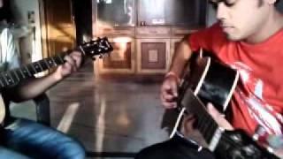 tujhko jo paaya-crook (guitar version)