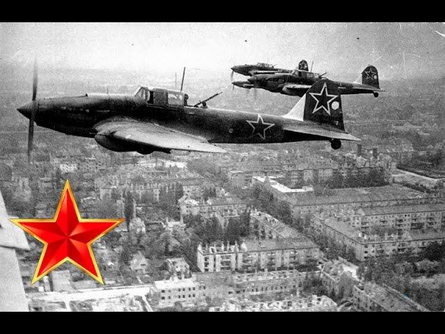 Бомбардировщики – Песни военных лет – Лучшие фото – На честном слове и на одном крыле