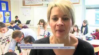 """Versailles Grand Parc : """"les pompiers"""" au secours de l'environnement"""