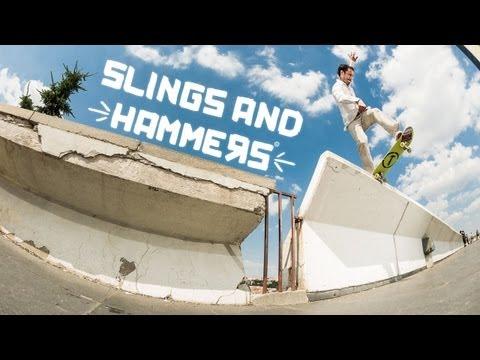 "Supra: ""Slings and Hammers"" European Tour"