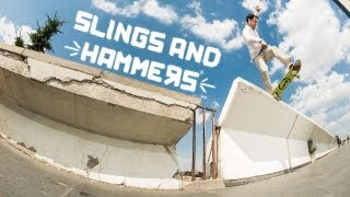 "Supra: ""Slings and Hammers"" European Tour"