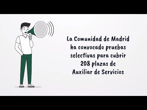 convocadas-208-plazas-de-personal-auxiliar-de-servicios-de-la-comunidad-de-madrid