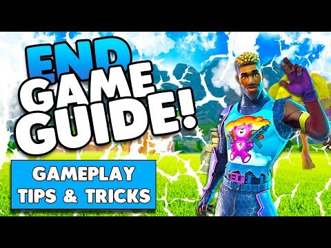 End Game Final Circle Guide! | Win More Games! | Tips & Tricks | Fortnite Battle Royale