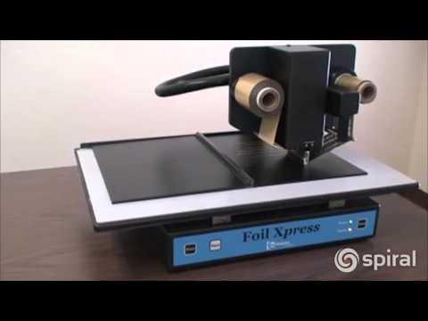 Impress Foil Xpress™ AP (Auto Position)