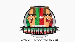 Game of the Year Awards on Worth a buy
