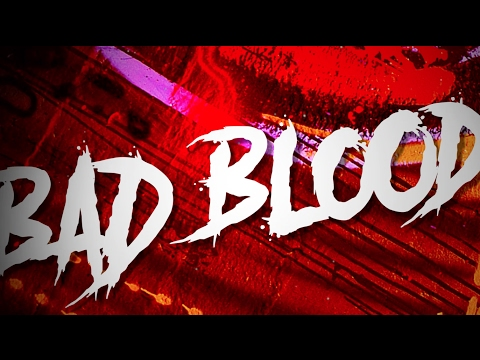 A GHOST ORCHESTRA - Bad Blood  *LYRIC VIDEO*