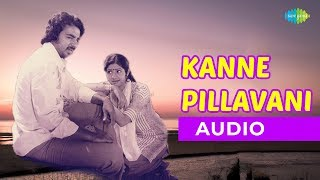 Kanne Pillanavi Audio Song | Aakali Rajyam | SPB & Janaki Hits | Romantic Song