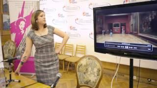 Вероника Чибис - Мастер-класс по режиссуре монтажа