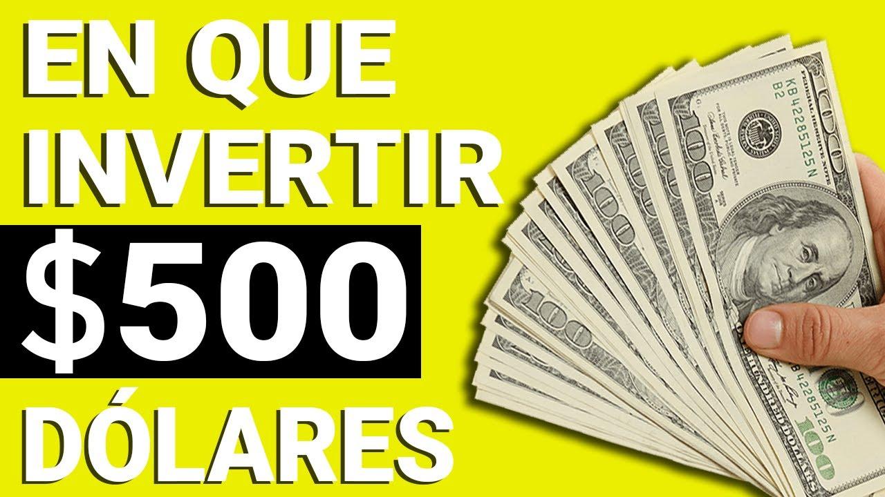 Download 5 Formas de Invertir $500 Dólares 💰 (Para Multiplicarlo)
