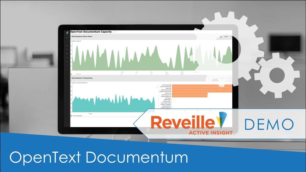Documentum | ECM Monitoring and Management | Reveille Software