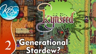 Kynseed Let's Play german