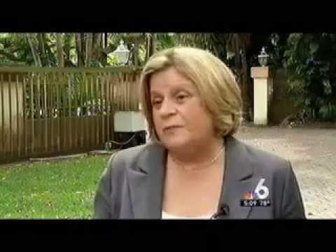 Congresswoman Ileana Ros-Lehtinen comments on Kathleen Sebelius' resignation