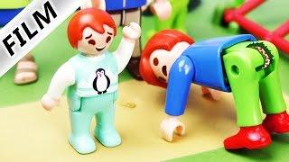 Playmobil Film Deutsch - RISS IN DER HOSE! PEINLICHER MOMENT FÜR JULIAN! Kinderserie Familie Vogel