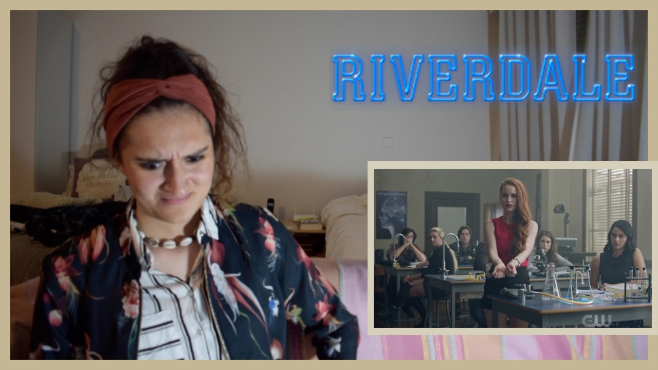 """Download Riverdale Reaction to """"Chapter 2: A Touch of Evil"""" 1x02"""