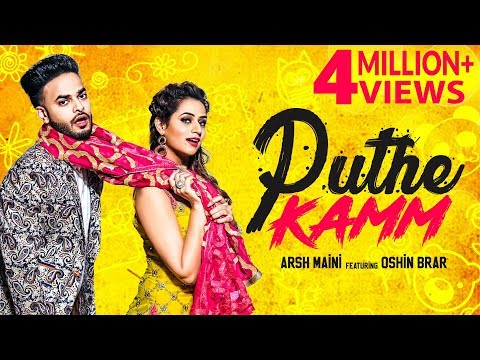 Puthe Kamm Full Video Song - Arsh Maini | Puthe Kamm Mp3 Song