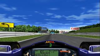 F1 Racing Simulation (GP