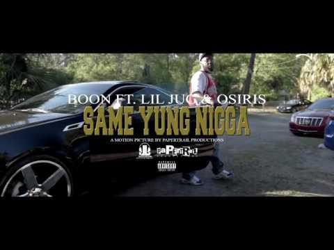 """Boon feat.Lil Jug & Osiris the Yung King """"Same Yung Nigga"""""""