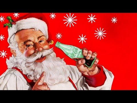 Did Coca-Cola Invent Santa Clause?