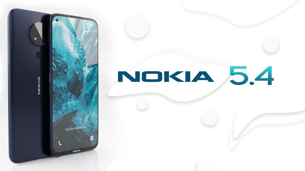 Download Nokia 5.4 Stock Wallpapers [HD+]