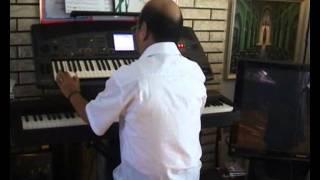 Hoa cau vườn trầu - Ca sỹ Huyền Vân-Keyboard: Quốc Trọng