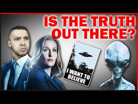 Aliens! Is The Truth Really Out There?