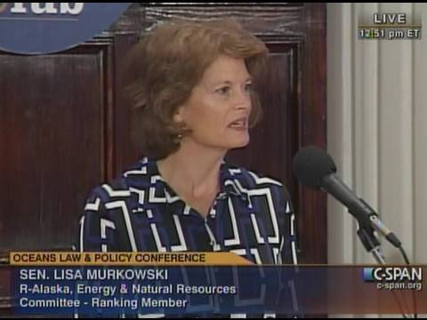 Murkowski Comments on the U.S. Arctic Interests and Ratification of the Law of the Sea Treaty