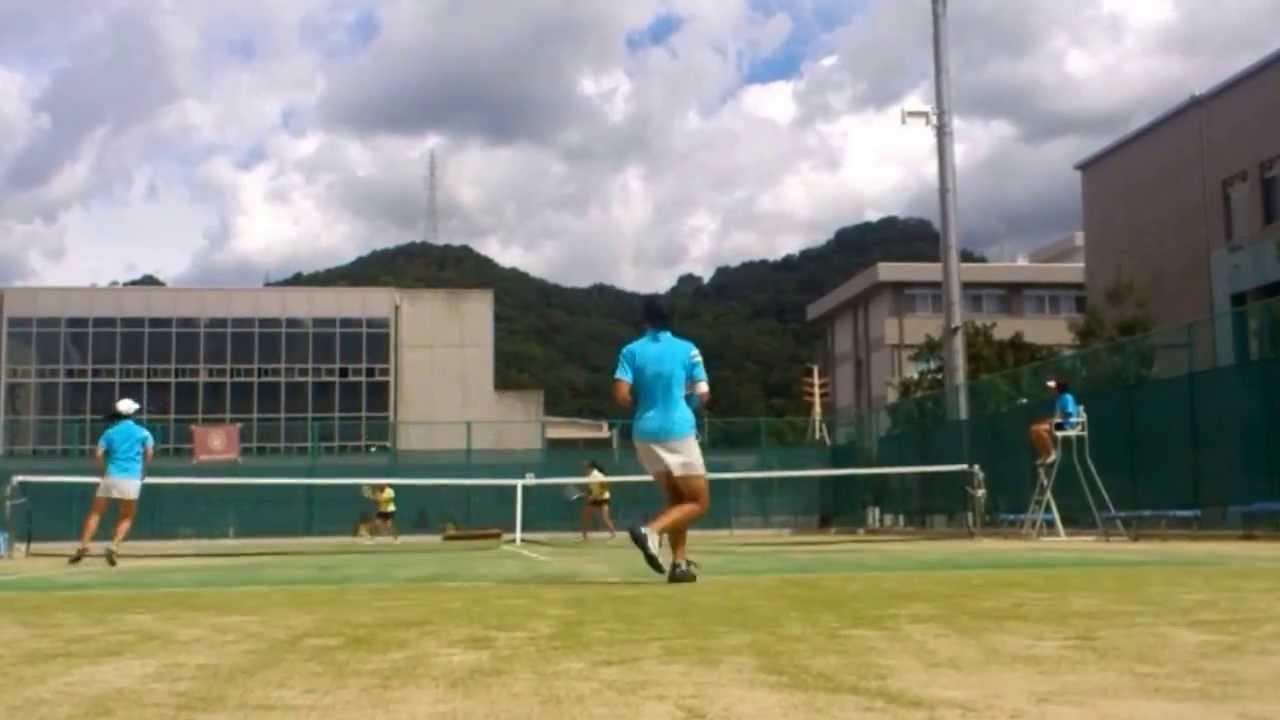 テニス パンチラ JC