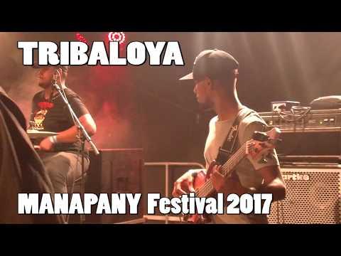 TRIBALOYA au MANAPANY FESTIVAL 2017 - KABAR