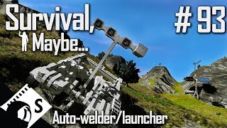 space engineers survival series