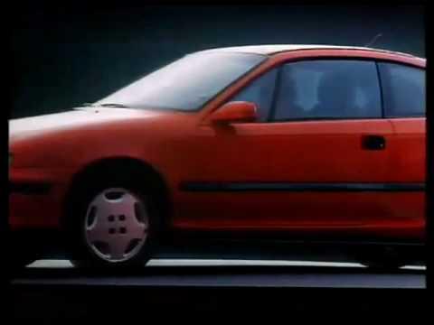Opel Calibra Offizielle TV Werbung # 02