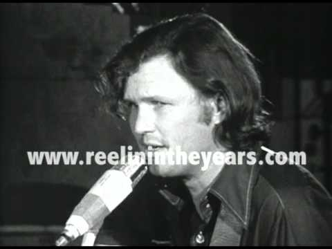 """Kris Kristofferson """"Me & Bobby McGee"""" 1970 (Reelin' In The Years Archive)"""