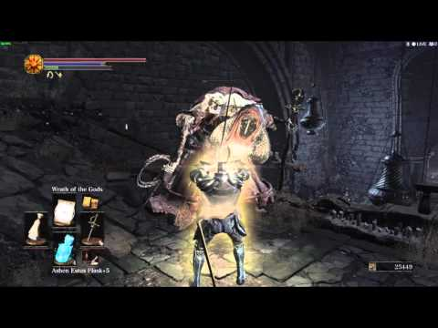 Best way to farm Titanite scales - Dark souls 3