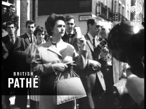 Drama On Greek Visit 1963